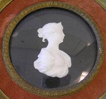 Queen Luise KPM Porcelain Silhouette