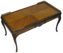 Louis XV Style Satinwood Coffee Table