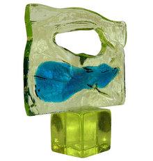 Luciano Gaspari Salviati Glass Sculpture