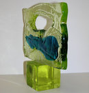 Luciano Gaspari Salviati Glass Sculpture