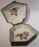 BOLLINGER French Porcelain Dresser Box