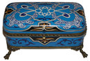 Antique LM & Cie Islamic Faience Dresser Box