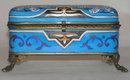 Antique LM & Cie Islamic Faience Dresser Box