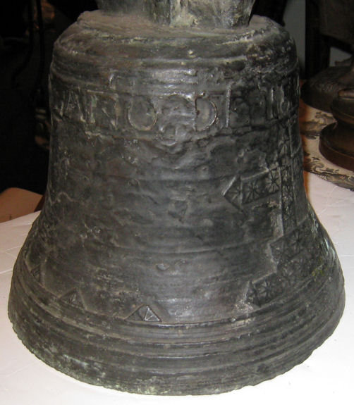 Portuguese Bronze Church or Ship Bell