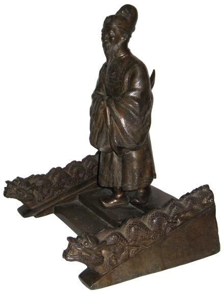 1916 Vietnamese Bronze by Ishikawa