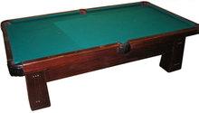 Antique Arts & Crafts Brunswick Pool Table