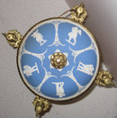 Wedgwood Blue & White Jasperware Chandelier