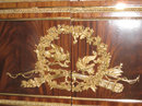Antique French Louis XVI Style Sideboard Commode After Guillame Benneman