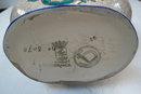 Art Deco Period Earthenware Pillow Vase by Longwy