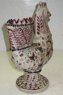 Carl Walters Stonelain Pottery Ceramic Faience Rooster