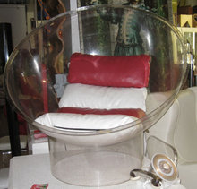 Andy Warhol Estate Acrylic Lounge Chair