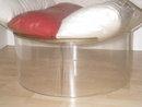 Andy Warhol Estate Acrylic Lounge Chair