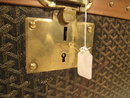 Goyard Steamer Trunk c1936-