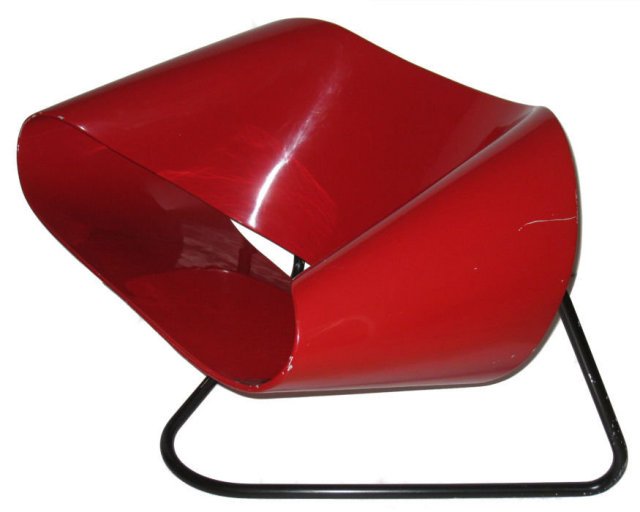 CCL9 Ribbon Chair by Cesare Leonardi & Franca Stagi