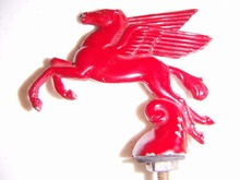 MOBIL FLYING HORSE RADIATOR ORNAMENT