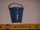 ENAMELWARE TOY PAIL W/HANDLE