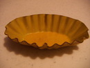 ENAMELWARE TOY FLUTED MOLD