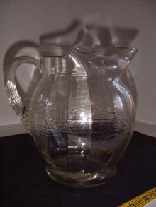 DEP.GLASS AMERICAN SWEETHEART STYLE