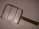 WIRE CHEESE SLICER W/BAKELITE HANDLE-GREEN