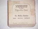 WWII ERA STORE DISPLAY CIGARETTE CASES