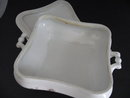 MARX & GUTHERZ-CARLSBAD COVERED VEGETABLE DISH W/HANDLES