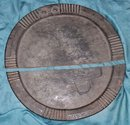 Ifa divination plate