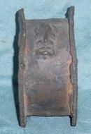 Bronze Yoruba bracelet