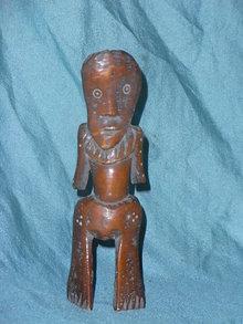 Ivory Lega statue