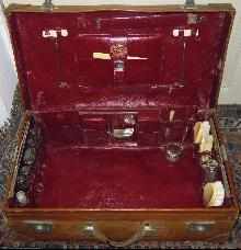 Suitcase for a rich gentleman