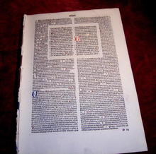 Incunabel Pages
