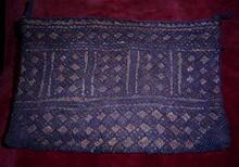 Old Timor Embroidered handbag