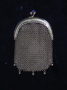 Dutch Silver Purse