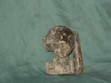 KISSI stone head probably very old