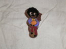 Vintage Golliwog pin -badge