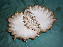 Antique Cake Platter