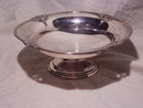 2 silverplate Elkington plate Tazza,s