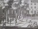 18th century copper engraving Amsterdam