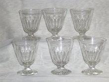6   19th century panel-cut jellies