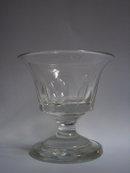 Pair of Georgian  jellie glasses or salt