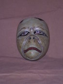 Topeng Indonesian mask
