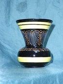 Signed Quimper Vase