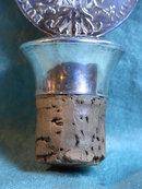 Silver Cork with Maria Theresa Thaler