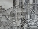 Late 15th century  woodcut from Bamberg