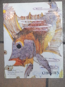 Christie's Catalog  20th Century Decorative Arts