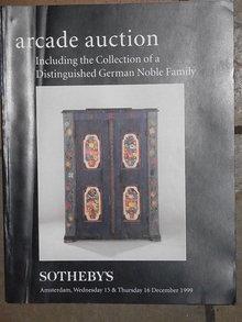 Sotheby's Catalog  arcade auction