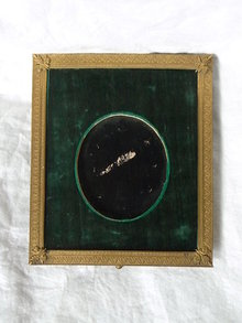 Frame that is good for a miniature painting.