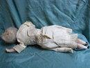 Antique Wax Doll
