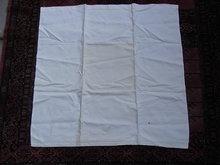 Very large 19th century pillowcase