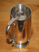 Vintage English Silver 1/4 Pint Childs Mug 1935