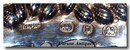 Antique English Victorian Silver Bon Bon Dish 1895